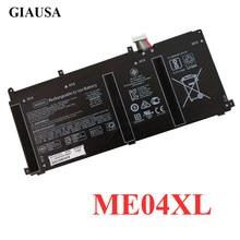GIAUSA Genuíno ME04XL bateria 7.7 V da bateria Do Portátil para HP HSTNN-IB8D ME04 50.04WH
