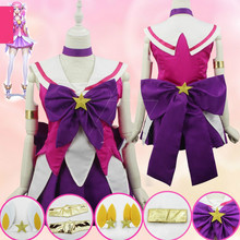 2017 New Anime LOL The Lady Of Luminosity Lux font b Cosplay b font Costumes font