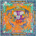 Size:130*130cm Hot! Twill Silk ladies' scarves 2017 new Autumn winter carousel digital print female silk scarf shawl wholesale