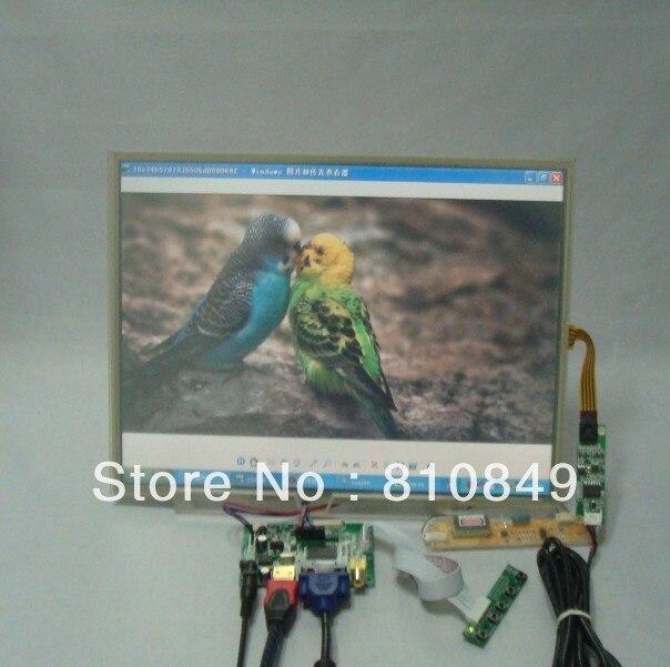 все цены на HDMI+VGA+2AV Control board+15inch 1024*768 LP150XG08 LTN150XB Lcd+Touch panel  B150XG01 B150XG02 B150XG03 B150XG05 B150XG09 онлайн