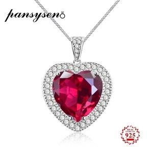 PANSYSEN Fine Jewelry Heart Pe