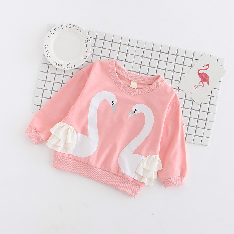 2017-Autumn-Toddler-Sweater-Swan-Printed-Girls-T-shirt-Long-Sleeve-Infant-Children-Clothing-Lovely-Animal-Girl-Outwear-Kids-Tops-3