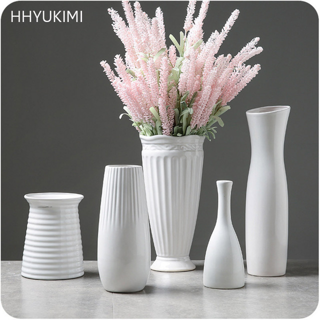 Hhyukimi Classic Ceramic Vase Jewelry Arts And Crafts Decor
