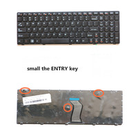 New Original Laptop/Notebook Keyboard For Lenovo ideapad G580 G580A G585 Z580 Z580A Z585 Z585A G590 US version