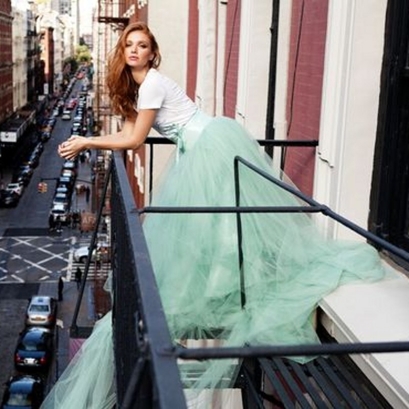 online buy wholesale mint tulle skirt from china mint