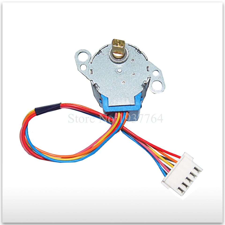 new for Air conditioning Stepper motor MP24AA Synchronous scavenging motor good working 5pcs original for air conditioning dual synchronous motor wind motor 4byj48 dc 12v f231212 20 30cm length