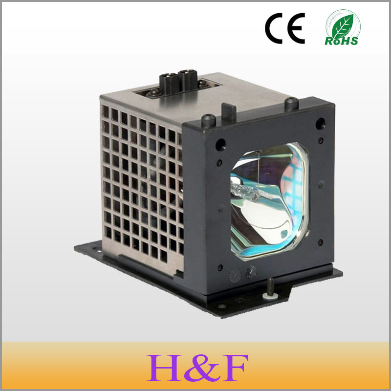 Free Shipping UX21518 Rear Replacement Projection TV Lamp With Housing For HITACHI 50C20/50C20A Proyector Projetor Luz Lambasi free shipping compatible tv lamp for hitachi lp600