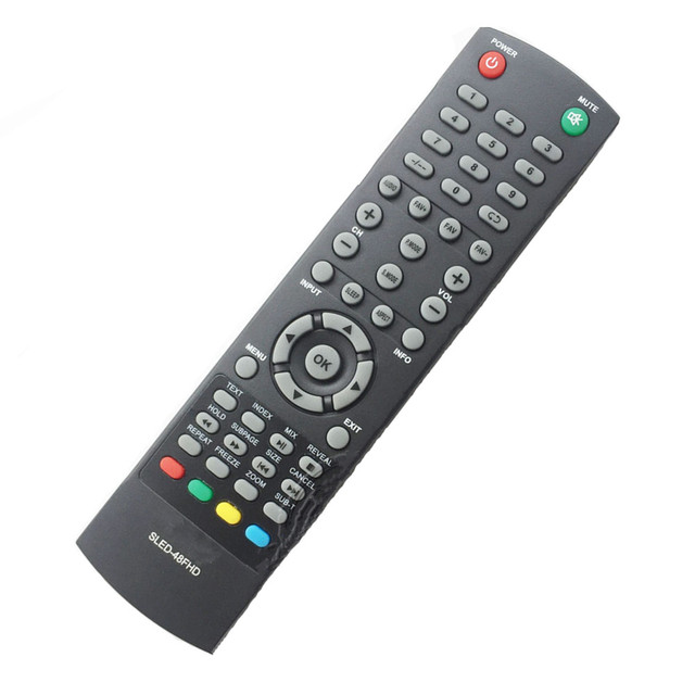 US $12 96  New remote control for sansui LCD TV controller SLED 48FHD-in  Remote Controls from Consumer Electronics on Aliexpress com   Alibaba Group
