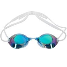 Новые мужские и женские плавательные очки для взрослых водонепроницаемые профессиональные плавательные очки Анти-туман УФ профессиональные плавательные очки