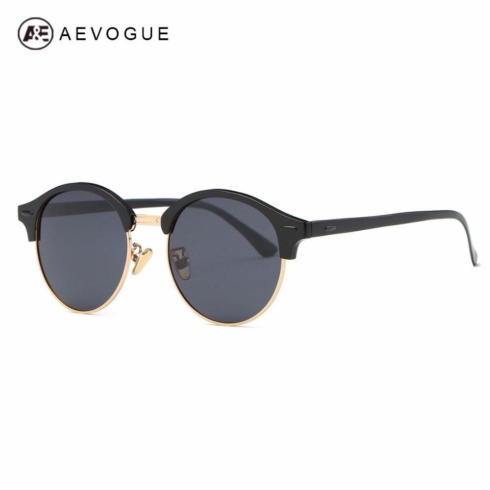 Aevogue lunettes de soleil polarisées hommes ultra-léger cadre de cuivre  d été style de concepteur de marque unisexe lunettes de soleil uv400 ae0503 3ff19a49f9eb