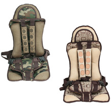 1 PC Good quality portable Baby Car Seats Child safety car seat infant baby Protect Cover for children Auto harness carrier