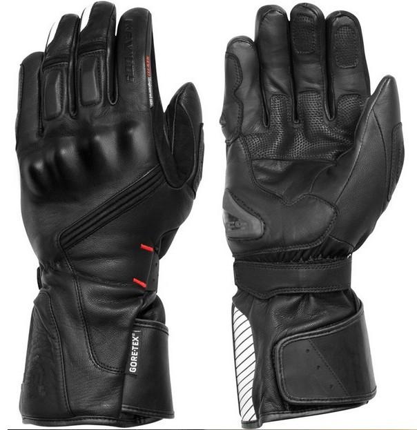 Prix pour Livraison gratuite gore tex alaska gtx moto gants alaska d'hiver spécial étanche de protection moto gants