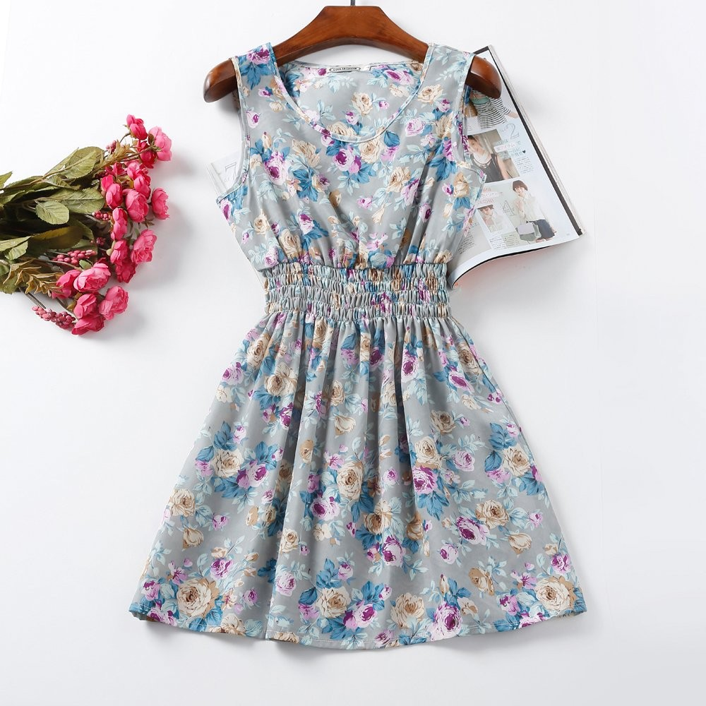 HTB1TCsbHFXXXXbzXXXXq6xXFXXXK - Summer Women Dress Vestidos Print Casual Low Price
