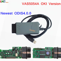 DHL Free A Quality VAS 5054A ODIS4 0 0 Vas5054 With Bluetooth Vas5054a With OKI Function