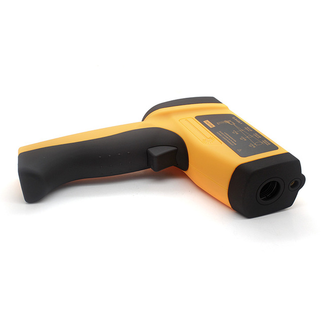 laser infrared temperature gun for loboratory with high low temperature alarm set up GM1350 BENETECH Brand