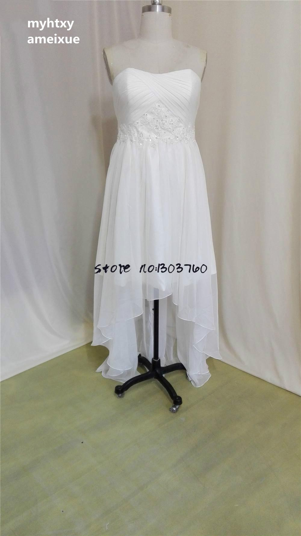 Compare Prices On High Low Wedding Dresses Cheap Online Shopping