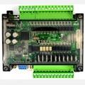 FK3U FX3U 24MT6AD2DA 14 вход 10 транзисторный выход 6 аналоговый вход 2 аналоговый выход plc контроллер