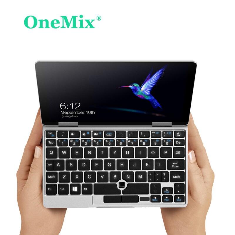 """Ehrgeizig Neue Original Onemix 2 S Laptop 7 """"mini Notebook Ram 8 Gb Rom 256 Gb Windows 10 Business Büro Computer Tasche Pda Freies Schiff Die Neueste Mode"""