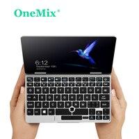 New original Onemix 2S laptop 7 MINI notebook RAM 8GB ROM 256GB Windows 10 business Office Computer Pocket PDA Stylus free ship