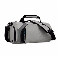20L Waterproof Gym Bags Sports Bag Cylinder Package Bag For Fitness Yoga Shoulder Bag Outdoor Traveling