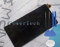 New C1 Max Front Panel Touch Glass Digitizer Screen With LCD Display Replace For Elephone C1