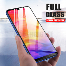 2Pcs/lot Tempered Glass For Xiaomi Redmi Note 7 6 Pro Note 5 Glass Screen Protector Anti Blu ray Glass For Xiaomi Redmi note 7