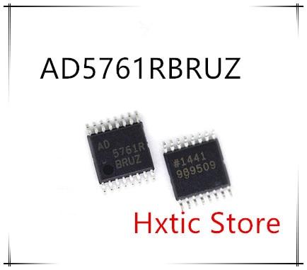 NEW 5PCS LOT AD5761RBRUZ AD5761R 5761R AD5761 TSSOP 16 IC