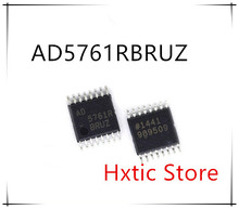 NEW 5PCS/LOT AD5761RBRUZ AD5761R 5761R AD5761 TSSOP-16 IC
