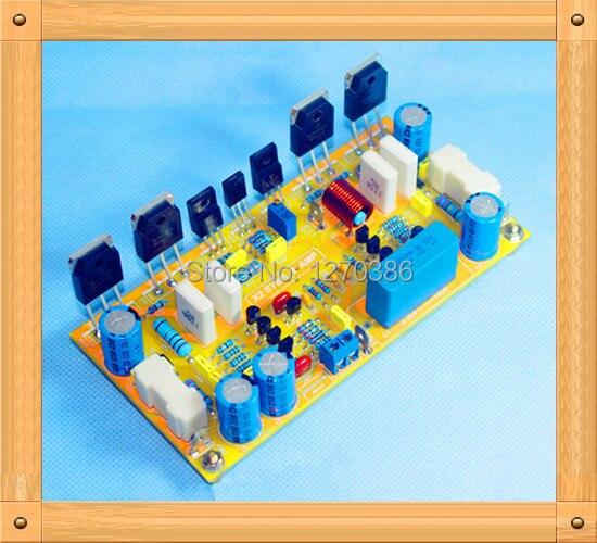 Free Shipping!!!  X2 Symasym5-3 POWER AMP mono amplifier board (finished board) module tda7294 lm3886 5 1 channel pure power amp board