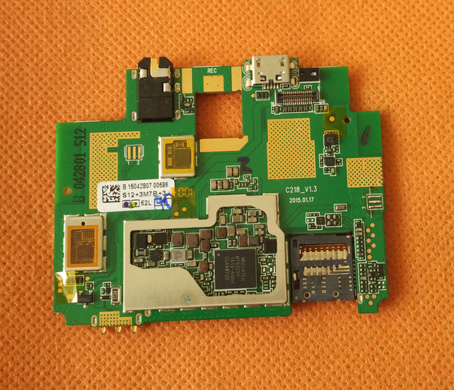 """Original mainboard 3G RAM+16G ROM Motherboard for Elephone P7000 4G LTE MTK6752 Octa Core 5.5"""" FHD Free shipping"""