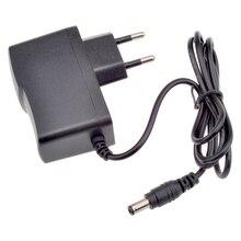 2 Pieces EU AU UK US Plug Type 5.5mm x 2.1mm 12V 1A Power Supply AC 100-240V To DC Adapter Plug For CCTV Camera ac 100 240v dc 12v 1a eu plug ac dc power adapter charger power adapter for cctv camera 2 1mm 5 5mm