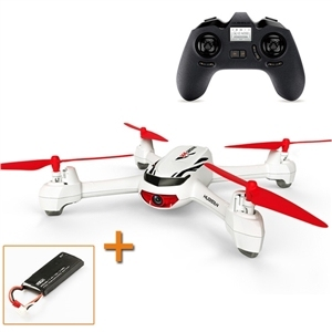 Hubsan X4 H502E with 720P Camera GPS RC Quadcopter RTF 2.4GHz (with two Batteries)
