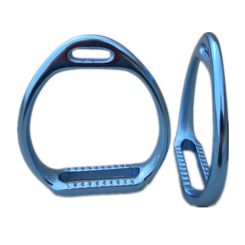 Aluminum Racing Stirrup Horse Product Lightweight Stirrups Color Saddle Iron