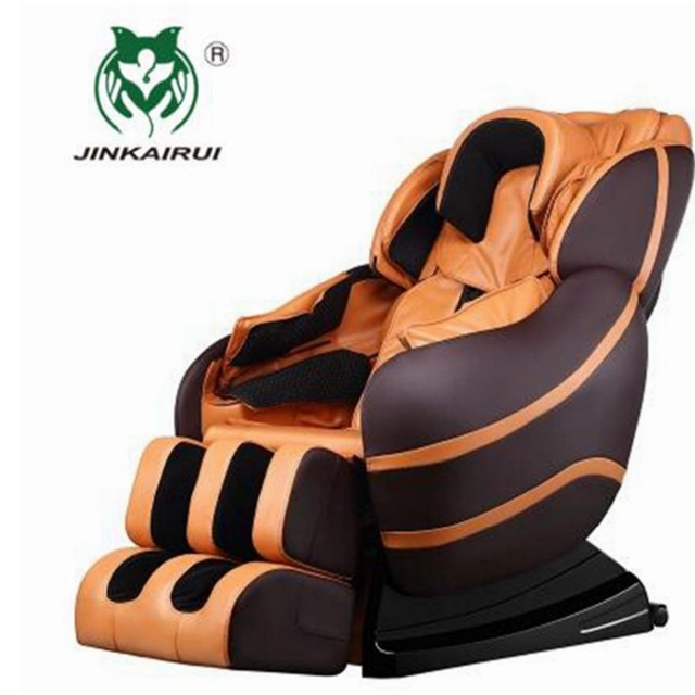 JinKaiRui Ergonomic Design Multifunctional Massage Device/3D Mechanical Neck Hand Massager/Electric Intelligent Massages Chair