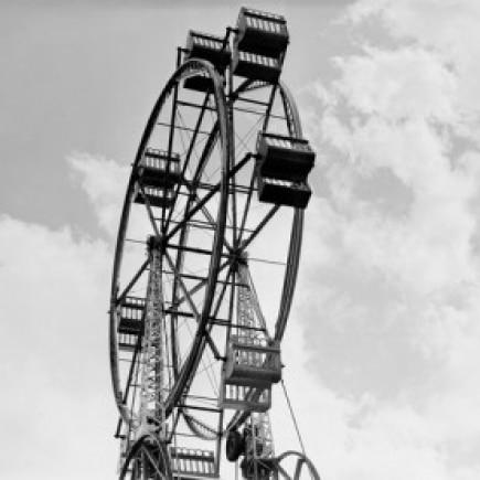 Best buy ) }}USA Massachusetts Revere Beach Farris wheel Poster Print (18 x 24)