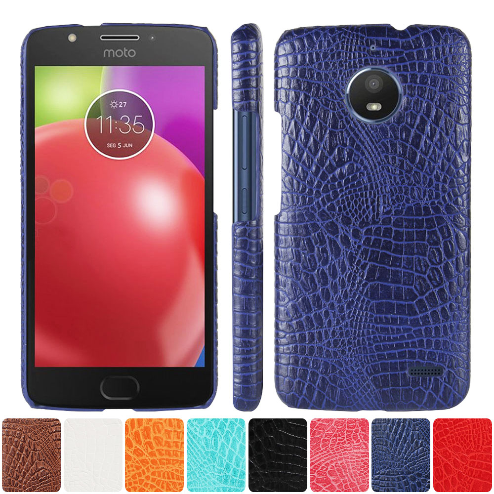 <font><b>Case</b></font> for Motorola <font><b>Moto</b></font> <font><b>E4</b></font> E 4 4th Gen <font><b>XT1761</b></font> XT1766 Phone Bumper Fitted <font><b>Case</b></font> for <font><b>Moto</b></font> E Gen 4 XT1762 XT1767 Hard PC Frame Cover image