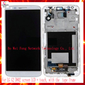 10Pcs For LG Optimus G2 Lcd Screen and Digitizer,For LG G2 Lcd VS980 D802 D805 D800 F320 Display Lcd Assembly Touch Screen+Frame