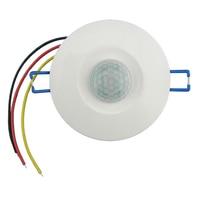 TD TAD WB9 220V Sound Light Control Human Infrared Induction Switch Microwave Radar Sensor