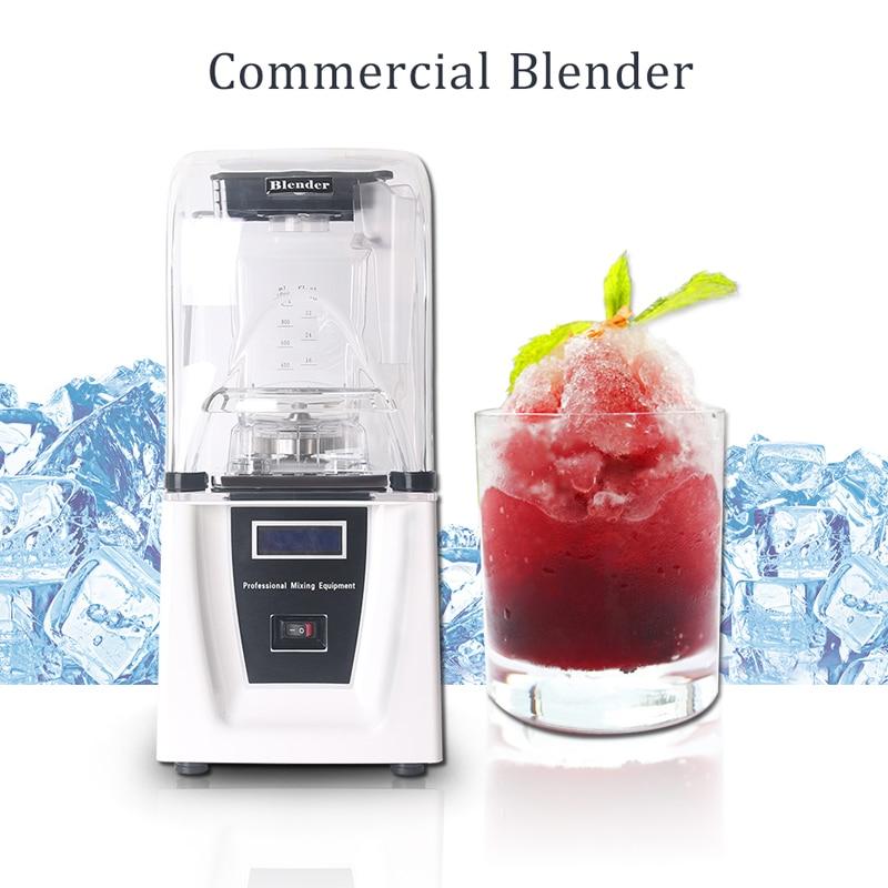 ITOP 1.5L Bpa Free Handheld Blender Smoothie Bar Fruit Power Blender Mixer Juicer Multifunction Food Processor For Commercial