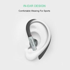 Image 5 - Sports Headphones With MIC HIFI 3.5mm In Ear Earphones Ear Hook Headset Noise Cancelling Earbuds For Meizu Xiaomi Huawei iPhone