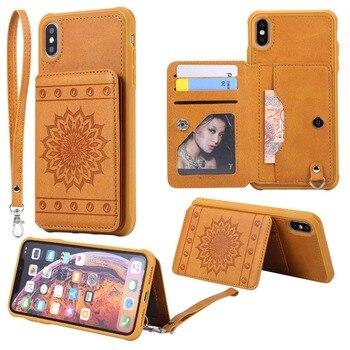 Flip Wallet Case iPhone Xs Max
