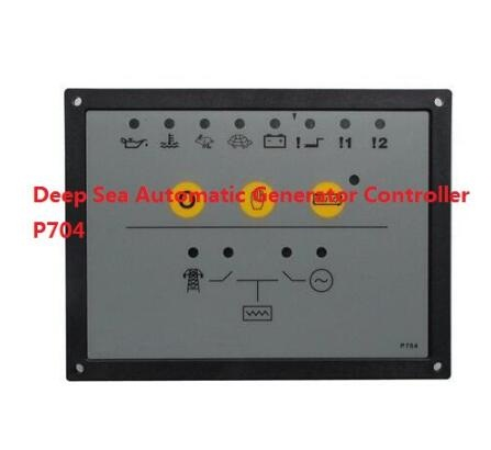 Deep Sea Automatic Generator Controller P704 same quality as DSE704 free shipping deep sea generator set controller module p5110 generator control panel replace dse5110