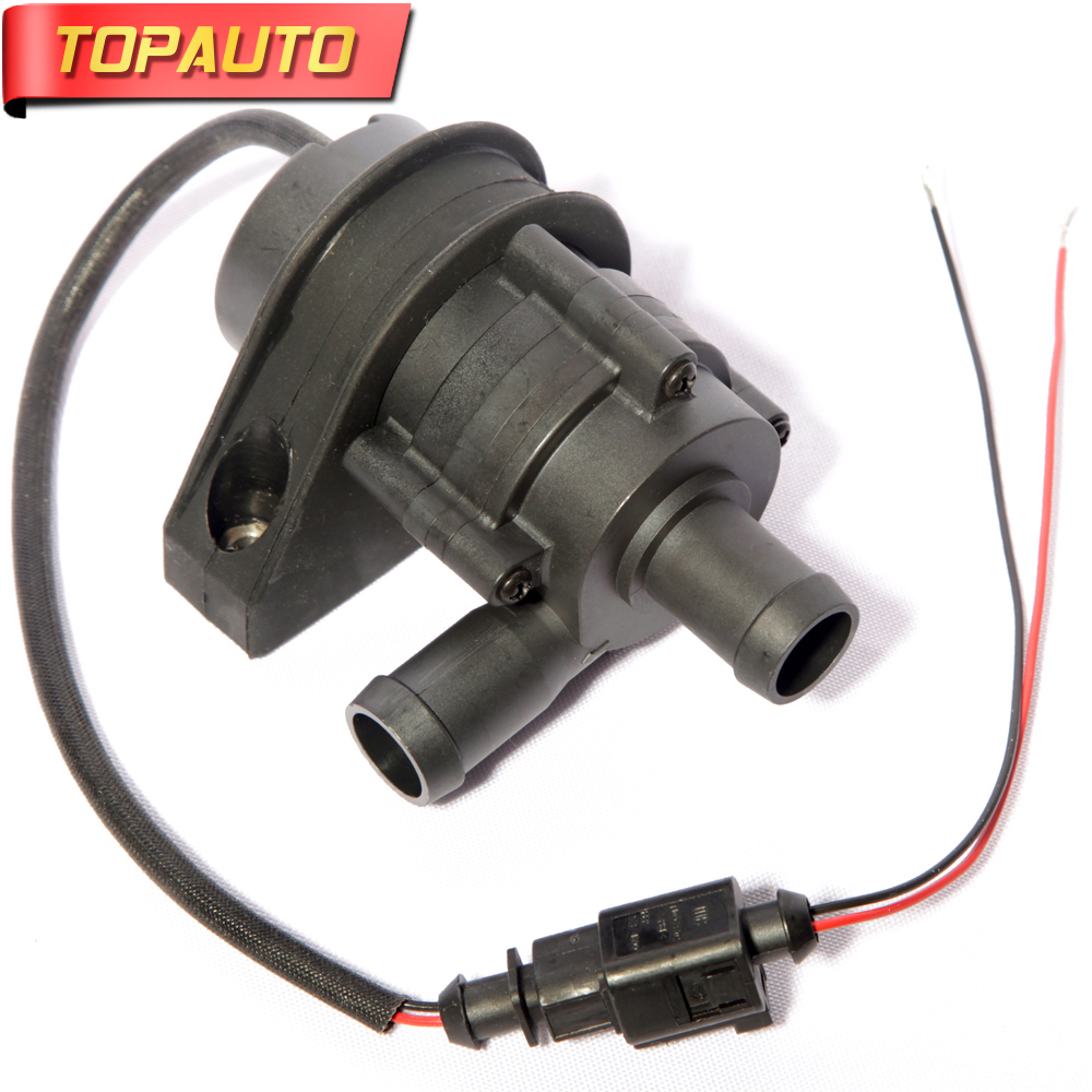 TopAuto 12V/24V Electronic Pump For Auto Engine Preheater Water Tank Brushless Antifreeze Pompe Car Boat Truck Warm Heaters