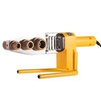 220V 900W Water Tube Welding Machine 20 63mm PPR PE PB Pipe Welding Plastic Pipe Welding Machine PPR cutter DL 82032