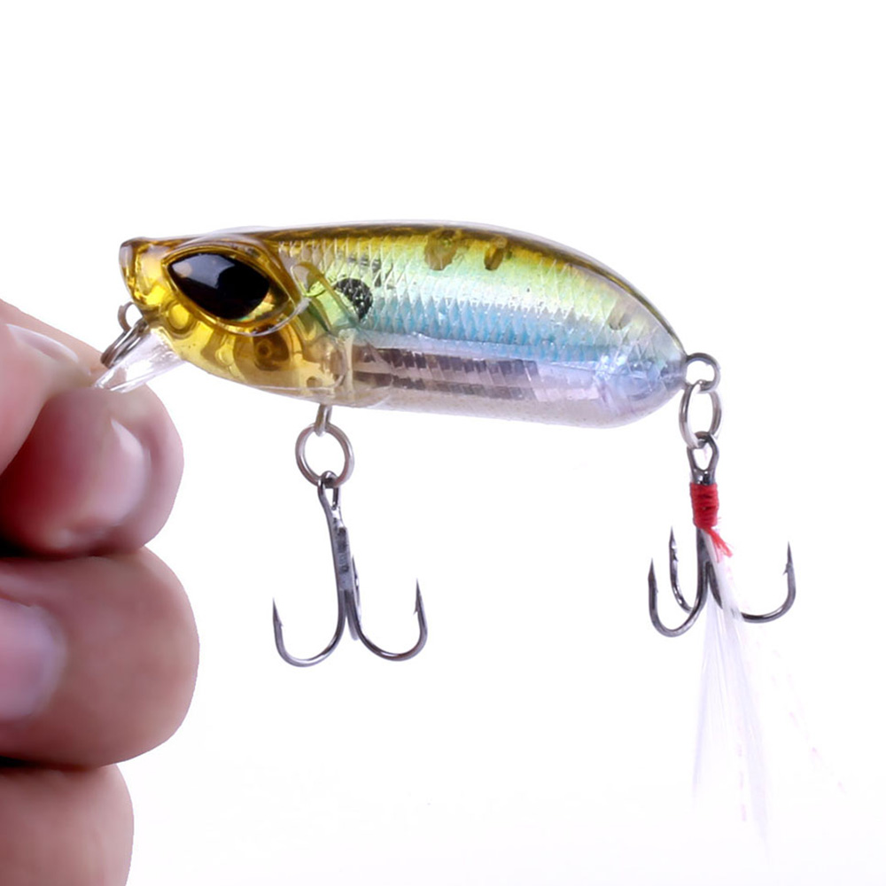 1x minnow fishing lure 8.5g isca artificial hard bait carp fishing wobblers BCD