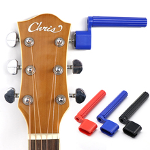 цена на Guitar String Winder Quick Speed Bridge Pin Remover Peg Puller Guitar Accessory Acoustic Electric Guitar Bass String Peg Winder