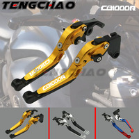 For Honda CB1000R CB 1000R CB1000 R 2008 2016 2013 2014 2015 Full Black Motorcycle Accessories Adjustable CNC Brake Clutch Lever