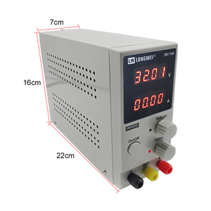 Image 4 - K3010D dc power supply 4 digit display repair Rework Adjustable power supplylad lad switch power 30V10A laboratory power supply