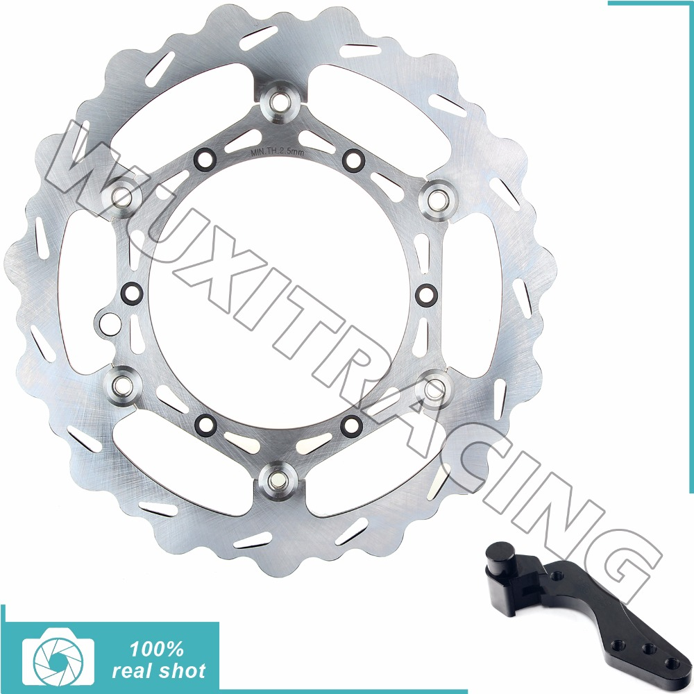 99 00 01 02 03 04 05 06 07 08 09 270MM Oversize Front Brake Disc Rotor Bracket for HUSABERG FE FC FX E S 400 470 601 550 600 650 fit for rm 125 00 09 rm250 00 01 02 03 04 05 06 07 08 09 10 11 12 front rear brake disc rotor bracket bracket oversize 320mm