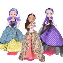 Ever After High Toys Madeline Hatter Raven Quee Joint Body Accessories For Diy For Girls Baby Doll ever after doll 9 5 inch high quality toys apple white raven quee joint 11 joints birthday gift for barbie accessories diy doll